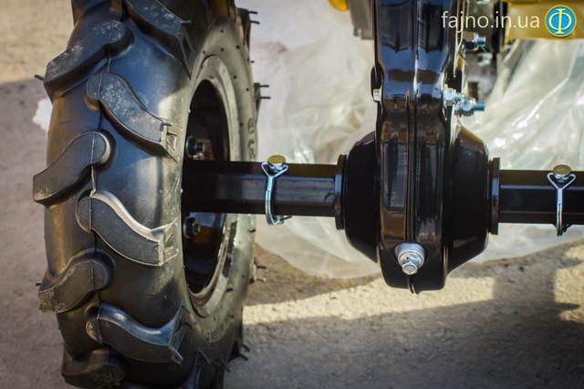 Бензиновый мотоблок Sadko M-500 PRO фото 13