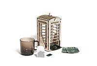 Чайный домик Телефонная будка под декупаж