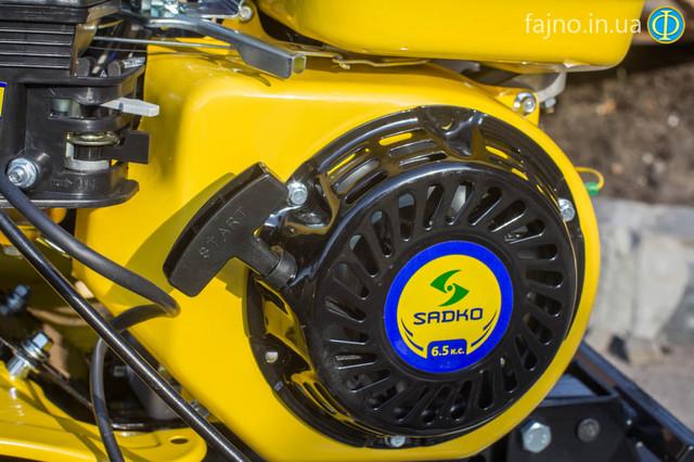 Бензиновый мотоблок Sadko M-500 PRO фото 2