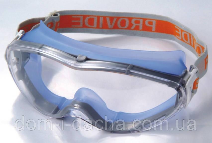 Очки Provaide не потеющие, антицарапина, поликарбонатное стекло