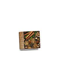 Шкатулка-книга на магните с 1 отделением Бадьян, корица и лимоны