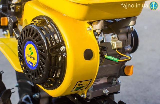 Бензиновый мотоблок Sadko M-500 PRO фото 4
