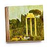 Шкатулка-книга на магните с 9 отделениями XL Античный Рим