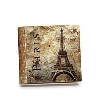 Шкатулка-книга на магните с 9 отделениями Париж в стиле ретро, фото 1