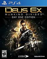 Deus Ex (Недельный прокат аккаунта)