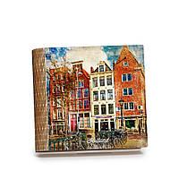Шкатулка-книга на магните с 9 отделениями Волшебный Амстердам, фото 1