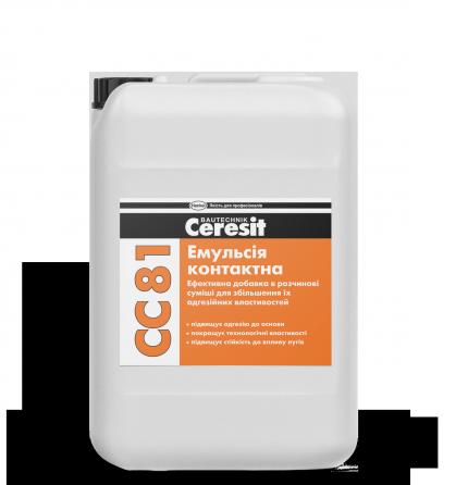 Ceresit CC 81. Контактная эмульсия