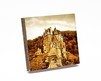 Шкатулка-книга на магните  slim  с 9 отделениями Замок в Эльцбурге