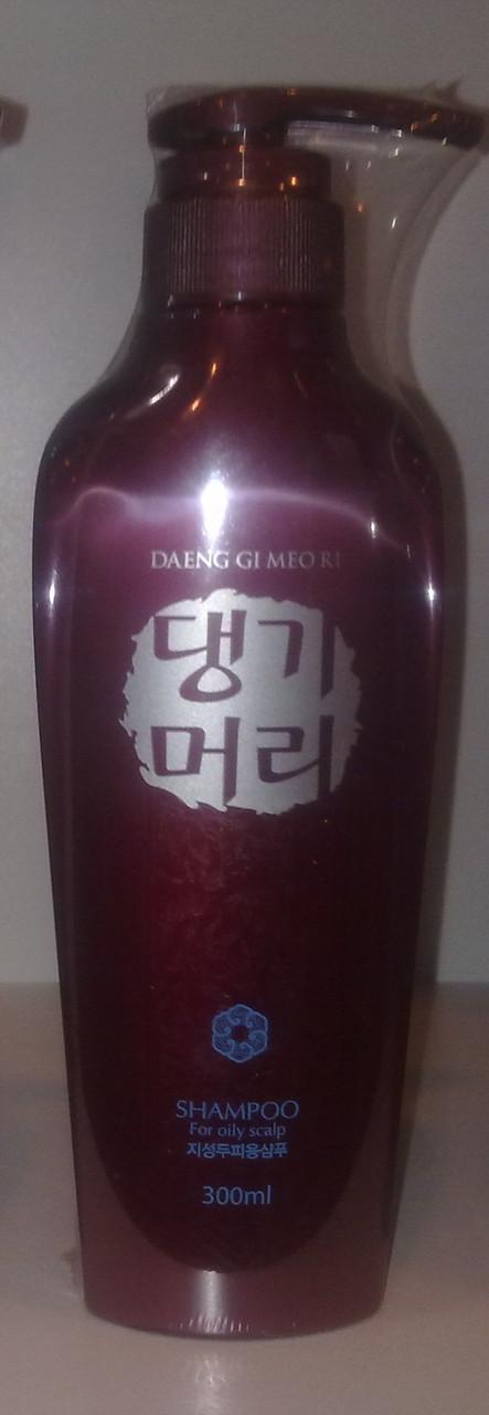 Daeng Gi Meo Ri Shampoo for Oily Scalp Шампунь для жирной кожи головыс Тенги Мори 300мл