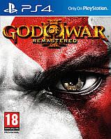 God of War III (Недельный прокат аккаунта)