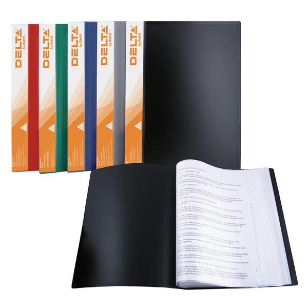 D1530-05 Дисплей-книга 30 файлів А4, микс