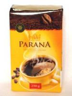 Кофе  молотый натуральный Parana 250гр. Польша