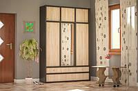 Шкаф в прихожую Мебель-Сервис Соня 2275х1495х445 мм, фото 1