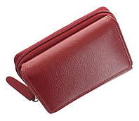 Женское портмоне Visconti HT30 Kew красное