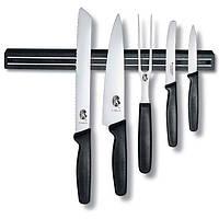 Магнитная настенная планка  для кухонных ножей 33 см