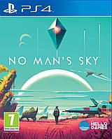 No man's Sky (Тижневий прокат запису)