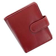 Женское портмоне Visconti HT31 Soho красное