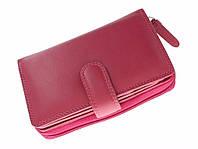 Женское портмоне Visconti HT33 Madame розовое