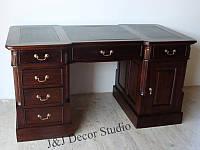 Стильный офисный стол ручной работы 180 см