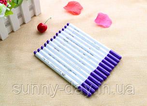 Маркер для разметки канвы (исчезающий). цвет - фиолетовый
