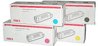 Заправка картриджей OKI 44250724 принтера OKI С110/С130