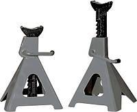 Підставки під машину регульовані, 2 т, h підйому 275-420 мм, 2 шт.// MTX