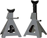Підставки під машину регульовані, 6 т, h підйому 400-605 мм, 2 шт.// MTX