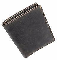 Мужской бумажник Visconti VSL26 Javelin с защитой RFID темно-коричневый