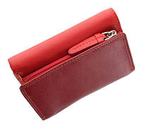 Женское портмоне Visconti RB39 Biola красное