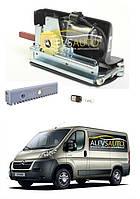 Электропривод сдвижной двери для Citroen Jumper 2006-2012  1-о моторный