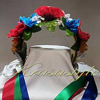 Традиційний український вінок Букет 3