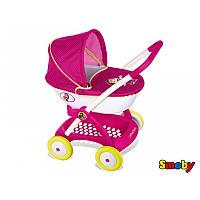 Детская прогулочная коляска для кукол Маша и Медведь (Smoby) 254101