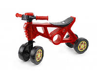 Мотоцикл Беговел детский 4-х колесный Орион 188