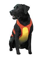 Защита для охотничьих собак Remington Chest Protector, оранжевый, средний - 8-22 кг, R1900_MED