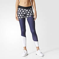 Леггинсы для бега adidas by Stella McCartney Printed S99235