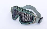 Защитные очки для военных игр пейнтбола и страйкбола TY-5549-O