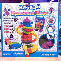 Конструктор-липучка Банчемс (Bunchems), 500 деталей (с аксессуарами)
