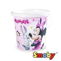 Ведро для песка Smoby Minnie 40270