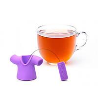 Ситечко для заварювання чаю МАЙКА (силікон) (36 шт. у промо-коробці) ціна за од.