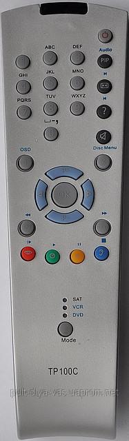Пульт на телевизор  GRUNDIG. Модель TP-100C