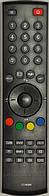 Пульт  телевизора TOSHIBA. Модель CT-90298