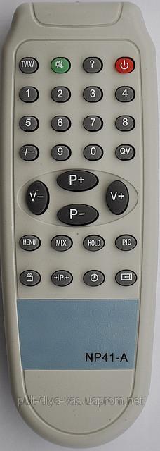 Пульт для телевизора PATRIOT. Модель NP-41