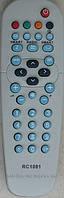 Пульт для телевизора PHILIPS. Модель RC-1081
