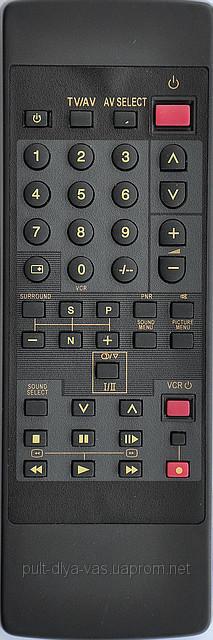 Пульт для телевизора Panasonic. Модель   EUR50700