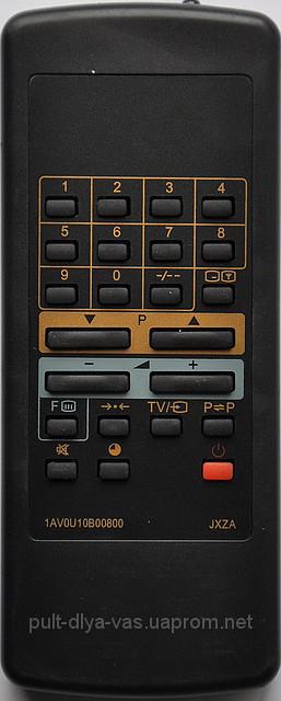 Пульт для телевизора SANYO. Модель 1AVOU1OB00800