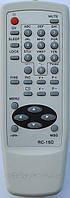 Пульт для телевизора SHIVAKI. Модель  RC-15D