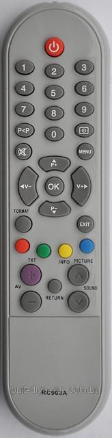 Пульт к телевизору Cameron. Модель  RC903A