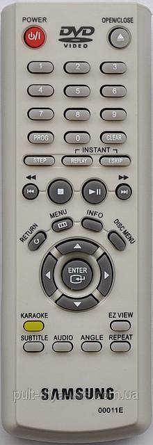 Samsung DVD Модель 00011E