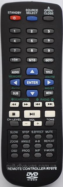 Elenberg DVD  Модель R707E