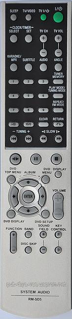 Sony RM-SD5
